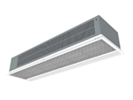 Cortina de aire Recessed Optima